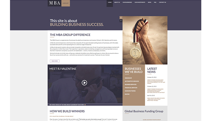 The MBA Group